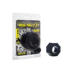 SI Big Nutz Ring Small (Black)