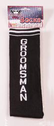 Bachelor Party Grooms Man Socks