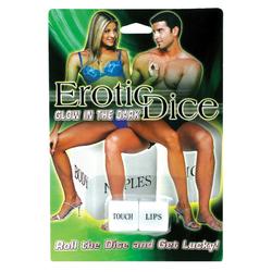 G.I.T.D. Erotic Dice