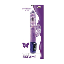 Wet Dreams Butterfly Bliss Purple