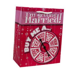 Im Getting Married Spinner Gift Bag