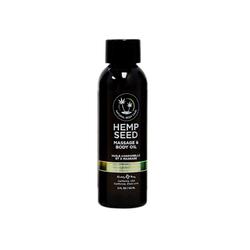 EB Massage Oil Cucumber-Melon 2oz