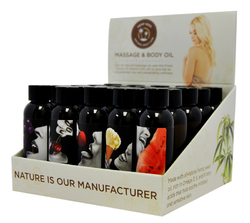 EB Edible Massage Oil Disply (25 asst)