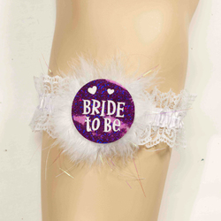 Bride To Be Garter