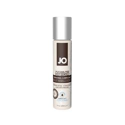JO Hybrid Silicone Free Cooling 1 fl oz