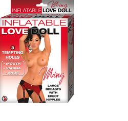 Inflatable Love Doll Ming (Ivory)