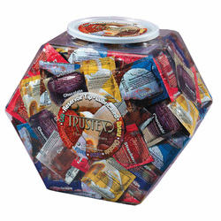 Asst. Flavor Condom Bowl (288)
