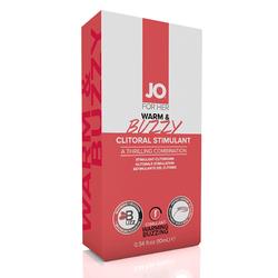 JO Warm & Buzzy Clitoral Stimulant 10ml