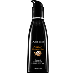Wicked Aqua Cinnamon Bun 4 fl oz Lube
