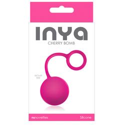 INYA Cherry Bomb Silicone Pink