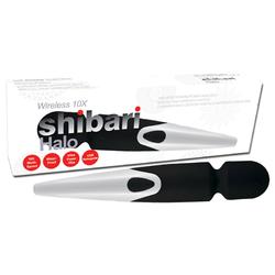 Shibari Halo Wand 10x Black