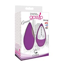 Gossip Groove Violet