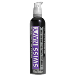 Swiss Navy Sensual  Arousal Lube 4oz