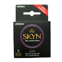 LifeStyles SKYN Elite 3pk