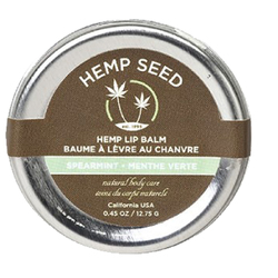 EB Hemp Lip Pot Spearmint
