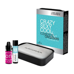 Crazy Sexy Cool Icebergs & Orgasms Kit