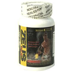 Zeus Plus Male Supplement Bottle (30)