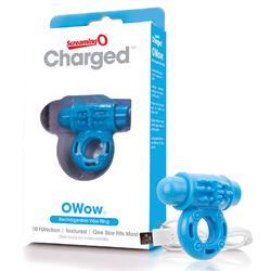 Screaming O Chgd OWow Vooom Blue