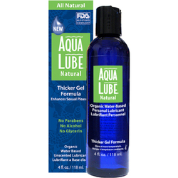 Aqua Lube Natural 4 oz