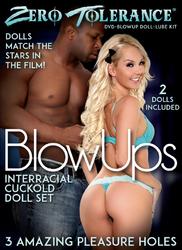 ZT Cuckold Black Male&White Female W/DVD