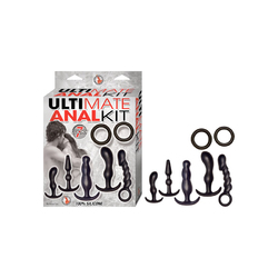 Ultimate Anal Kit Black