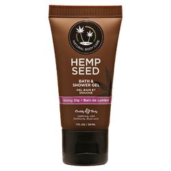 EB Hemp Seed Shower Gel Skinny Dip 1oz
