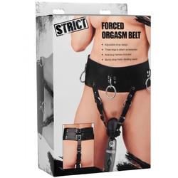 Strict Forced Orgasm Belt