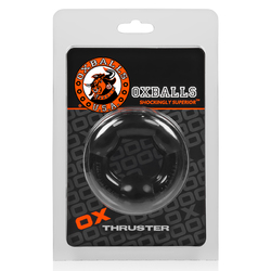 OxBalls Thruster Cockring, Black