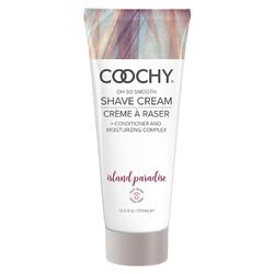 Coochy Shave Cream Paradise 12.5oz