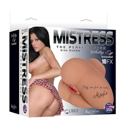 Mistress Bioskin Perf Fuck Alexis Latte