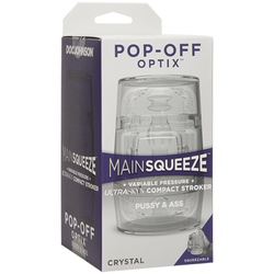 Main Squeeze POP-OFF OPTIX Pussy&Ass