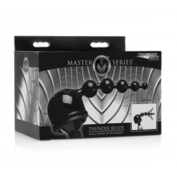 Masters Thunder Beads Anal Wand Attach
