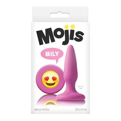 Moji's ILY Pink