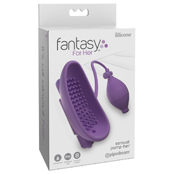 Fantasy For Her Sensual Pump-Her