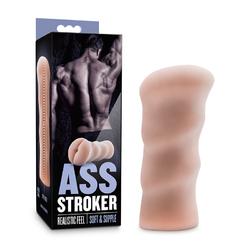 X5 Men - Ass Stroker - Vanilla