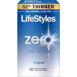 LifeStyles Ultra Sensitive Platinum 12pk