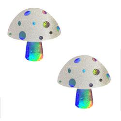 Neva Nude Pasty Mushroom Holograhic