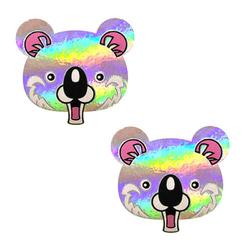 Neva Nude Pasty Spirit Koala Holographic