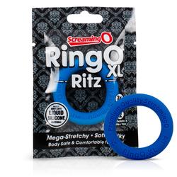 Screaming O RingO Ritz XL - Blue