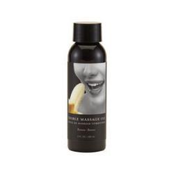 EB Edible Massage Oil Banana 2oz