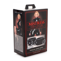 Mistress Leather Ankle Cuffs