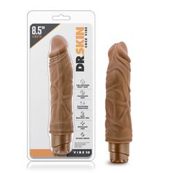 Dr. Skin - Cock Vibe - Vibe 10 Mocha