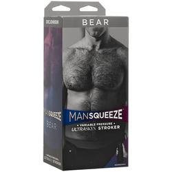 Man Squeeze Bear Ass Vanilla