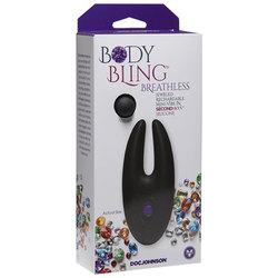 Body Bling Clit Cuddler Mini-Vibe Purple