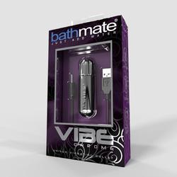 Bathmate Vibe Bullet Chrome