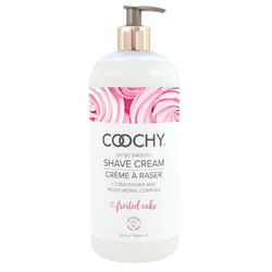 Coochy Shave Cream Frosted Cake 32oz