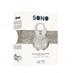 Sono No. 73 - Soft Squz Scrotum Rng Tran
