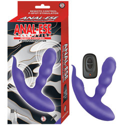 Anal Ese Collection RC P-Spot Stim Purp