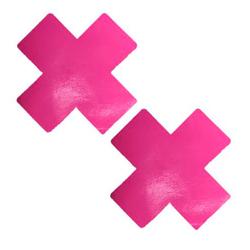 Neva Nude Pasty X Factor Wet Vinyl Pink