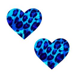 Neva Nude Pasty Heart Velvet Bl Cheetah